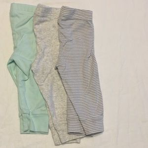 3 Pairs Of Super Soft Baby Pants!